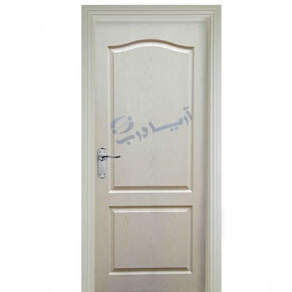 درب اتاقی HDF دو قاب