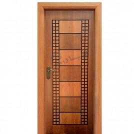درب اتاقی MDF CNC