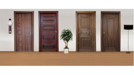درب های اتاقی